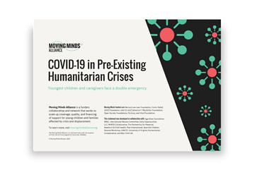 COVID-19 in Pre-Existing Humanitarian Crises